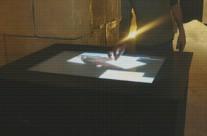 Shawbak multi-touch tabletop